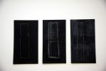 "<h5>Horst Dreismann</h5><p>Fototour: Frankfurt am Main -  MMK Museum für Moderne Kunst (01) ""Problem I,II,III"" Cy Twomsbly - 1928</p>"