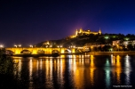 <p>Die Alte Mainbrücke mit der Festung Marienberg </p>