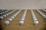 """<h5>Horst Dreismann</h5><p>Fototour: Frankfurt am Main -  MMK Museum für Moderne Kunst (08) Installation von Ai Weiwei """"Ghost coming down the Mountain""""</p>"""