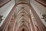 <h5>Heide Dreismann </h5><p>Stadtansichten Frankfurt/Main 02 Innenansicht Dom</p>